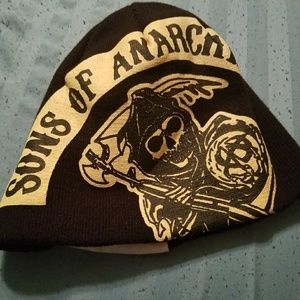 Sons of anarchy beanie
